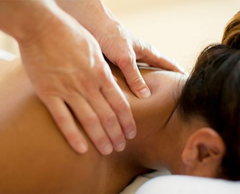 ontspanningsmassage bij stress 1